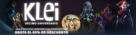 Klei celebra su décimo aniversario en Steam con varias ofertas y también nos da la oportunidad de probar varios juegos gratis