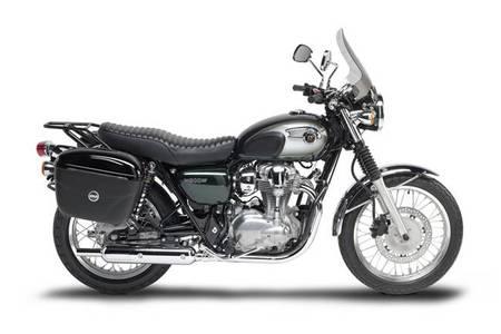 GIVI-Kawasaki W800