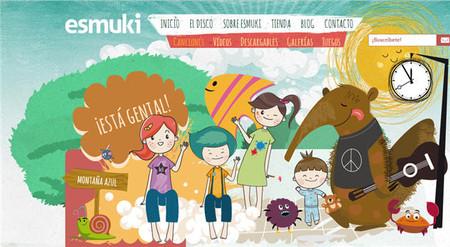 'Esmuki': música para toda familia que descubre a los niños sus emociones y les enseña valores