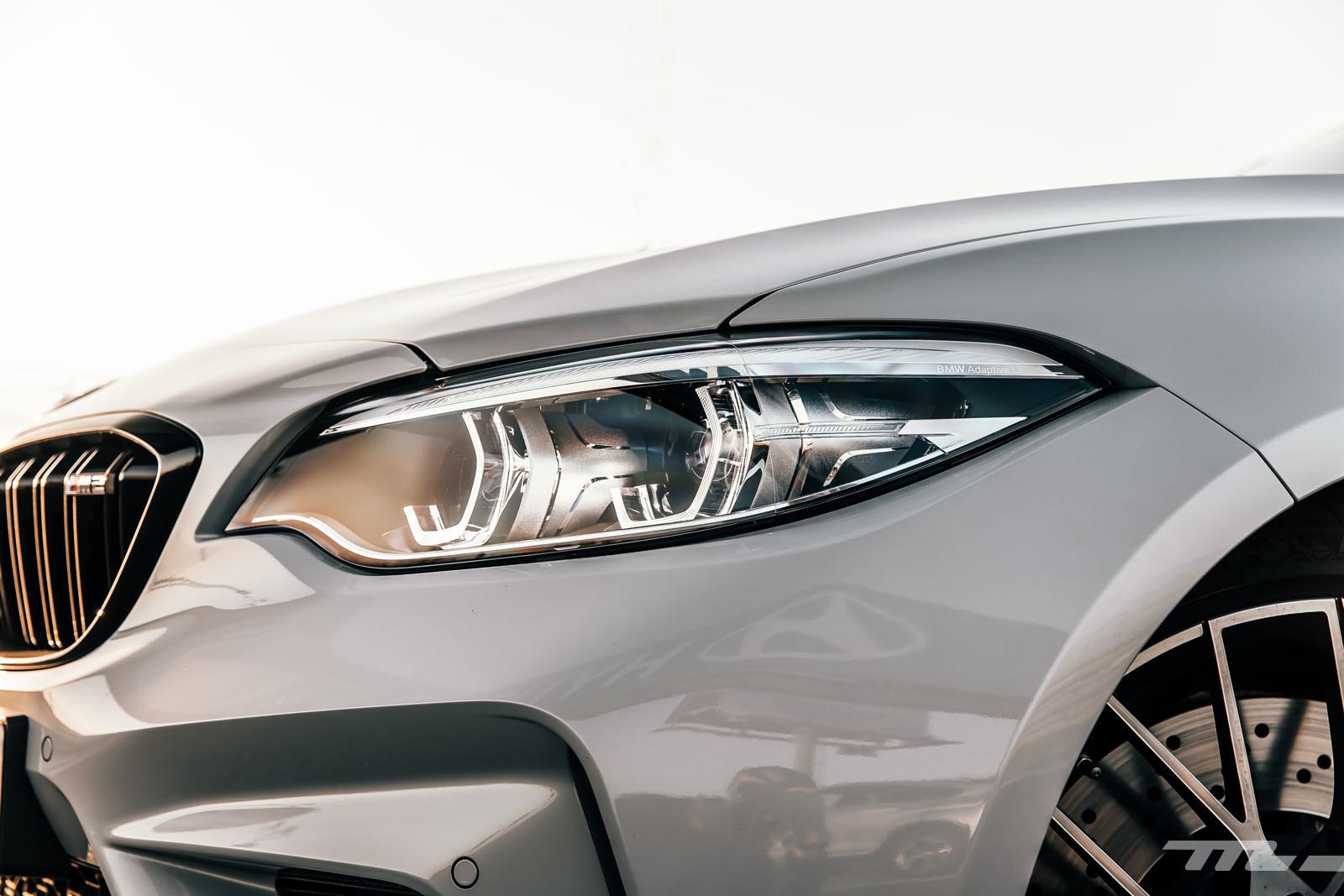 Foto de BMW M2 Competition (prueba) (13/42)