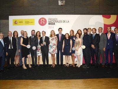 Inditex y Andrés Sardá entre los galardonados en los Premios Nacionales de la Moda