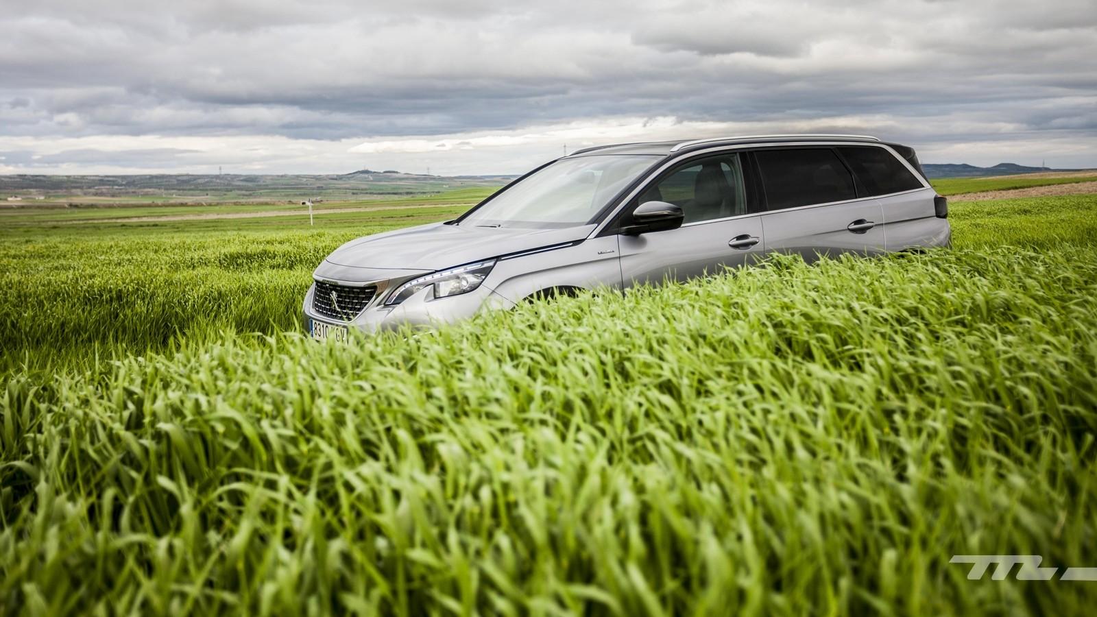 Foto de Peugeot 5008 2018, prueba (54/58)