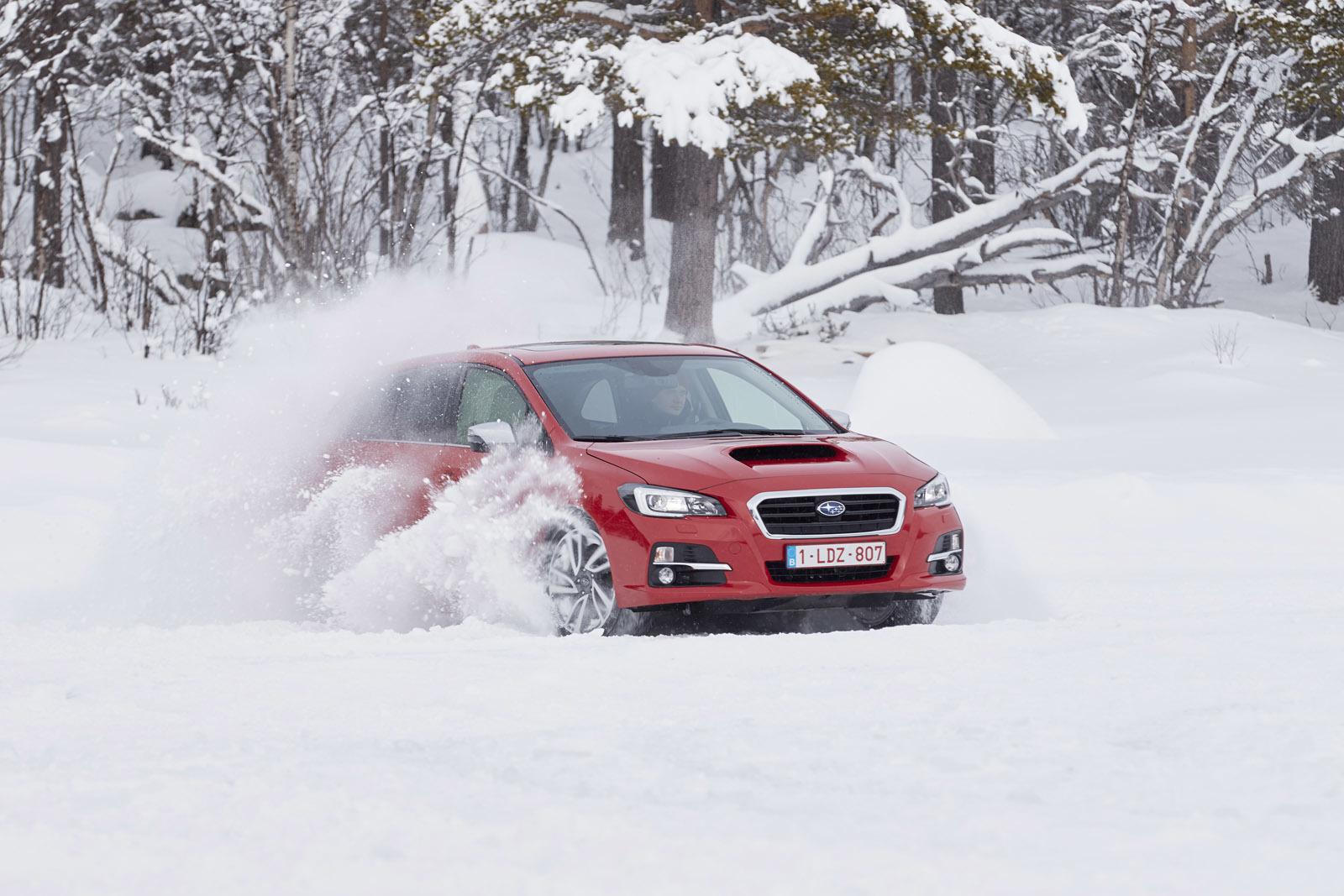 Foto de Subaru Snow Drive 2016 (41/137)