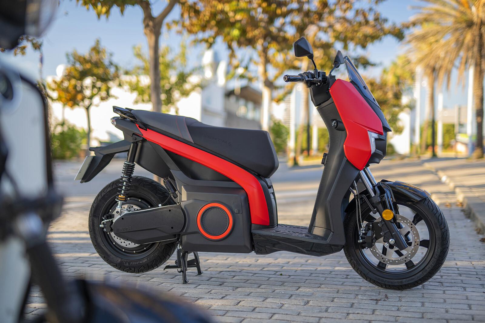 Foto de SEAT MÓ eScooter 125 (16/81)