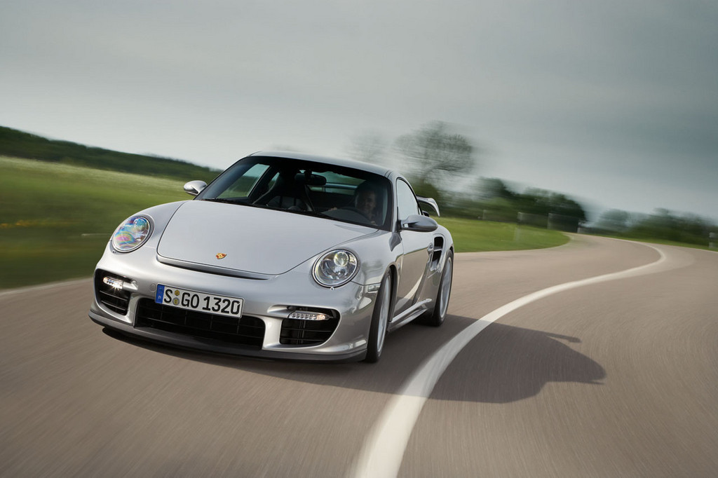 Porsche 911 (997) GT2
