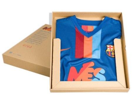 FC Barcelona special shirt