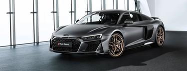 El Audi R8 podría desaparecer y ser reemplazado por el e-tron GTR, un supercoche eléctrico