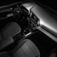 Hyundai nos muestra el interior del nuevo Elantra 2017