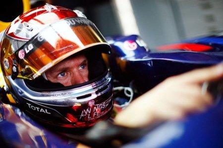 GP de Alemania 2010: Sebastian Vettel pole en Hockenheim. Fernando Alonso a dos milésimas