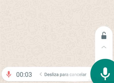 WhatsApp para Android: probamos el bloqueo de grabación de las notas de voz