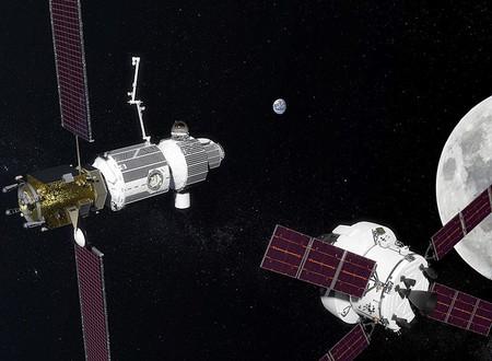 Estos son los módulos que diseñará Airbus para la futura estación orbital lunar