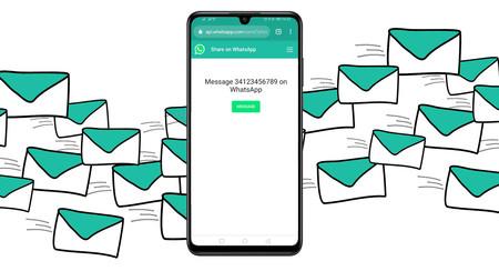 Cómo enviar mensajes en WhatsApp sin agregar el número a los contactos