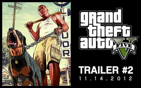 Apuntad el 14 de noviembre, fecha en la que Rockstar lanzará el segundo tráiler del 'Grand Theft Auto V'
