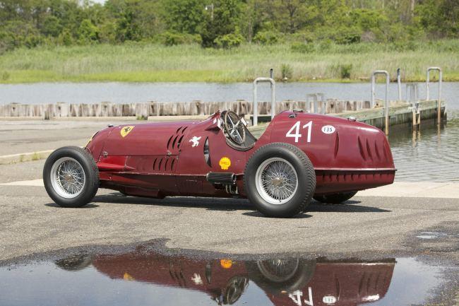 Foto de Alfa Romeo 8C-35 Monoposto de 1935 ex-Tazio Nuvolari (14/19)