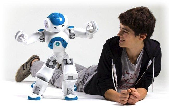 precio robot nao mexico