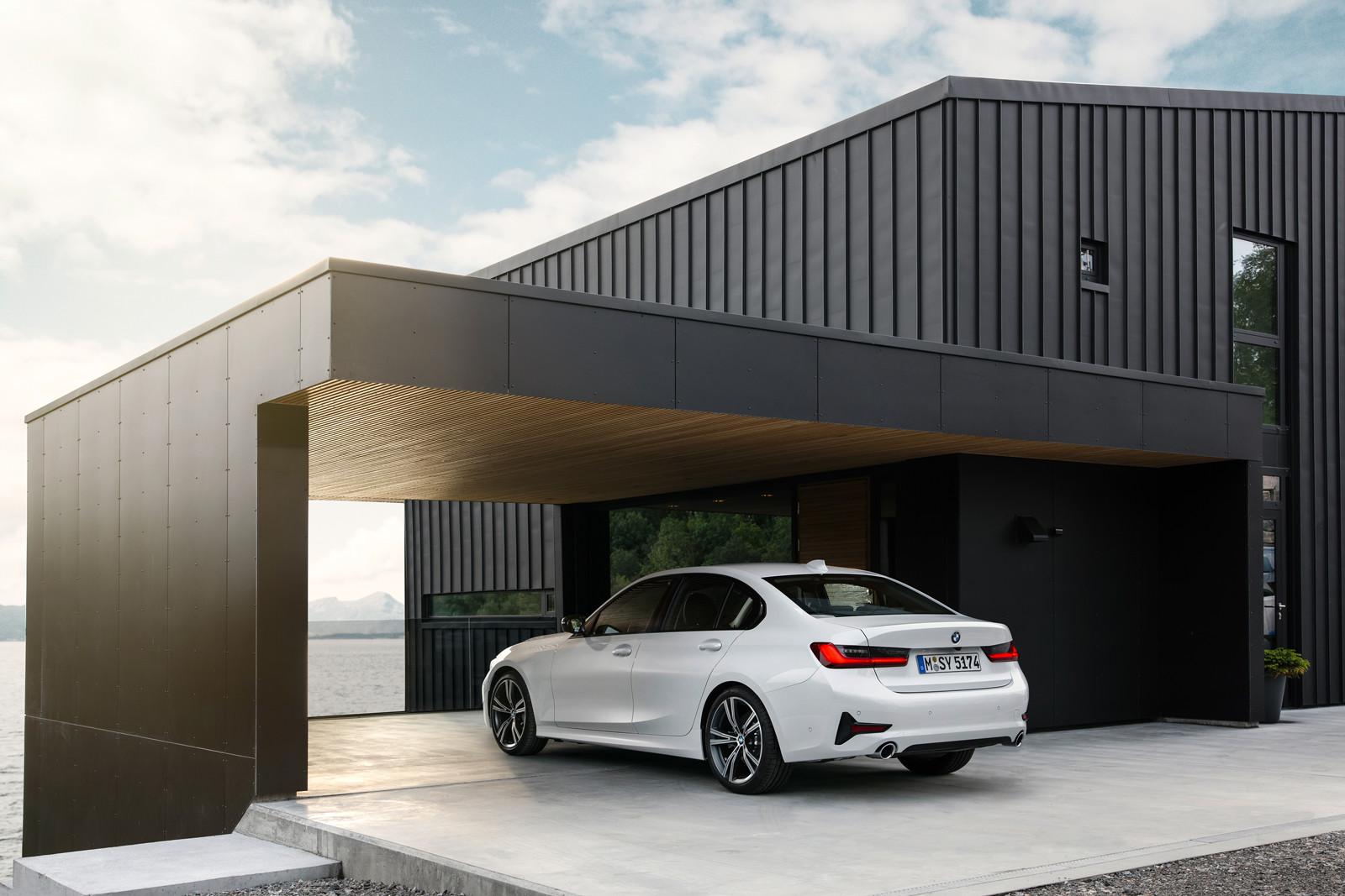 Foto de BMW Serie 3 2019 (55/131)