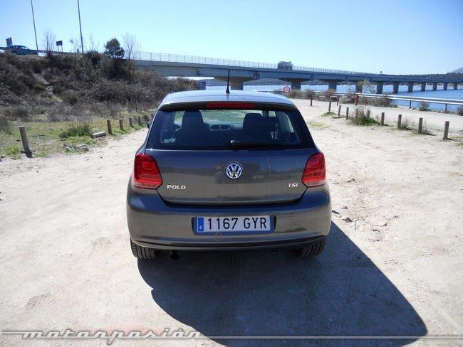 Volkswagen Polo trasera