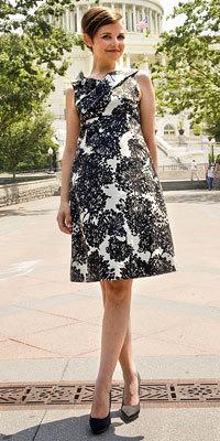 El glamour se apodera de los vestidos, ¿vuelven los cincuenta?