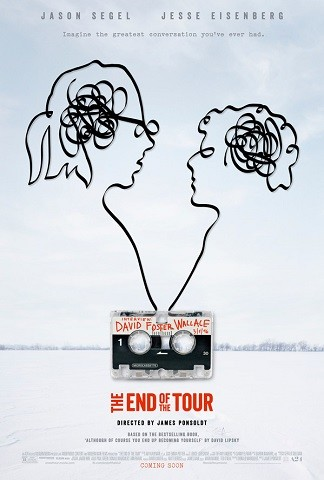 'The End of the Tour', tráiler y cartel