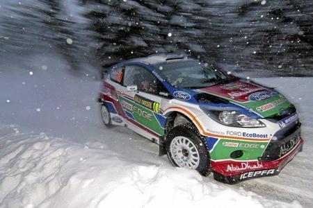 Rally de Suecia 2011: Los privados de Ford dan la primera campanada