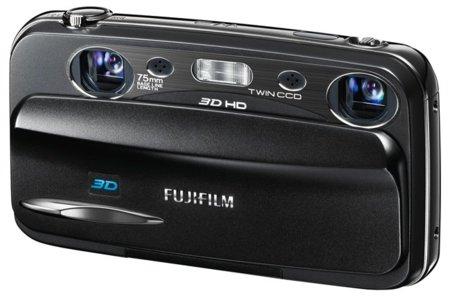 Fujifilm FinePix REAL 3D W3, a por el vídeo en alta definición en 3D