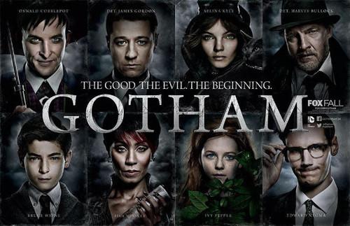 Seis cómics para adentrarse en 'Gotham'