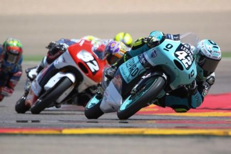 Marcos Ramirez Kaito Toba Fim Cev Moto3 2016