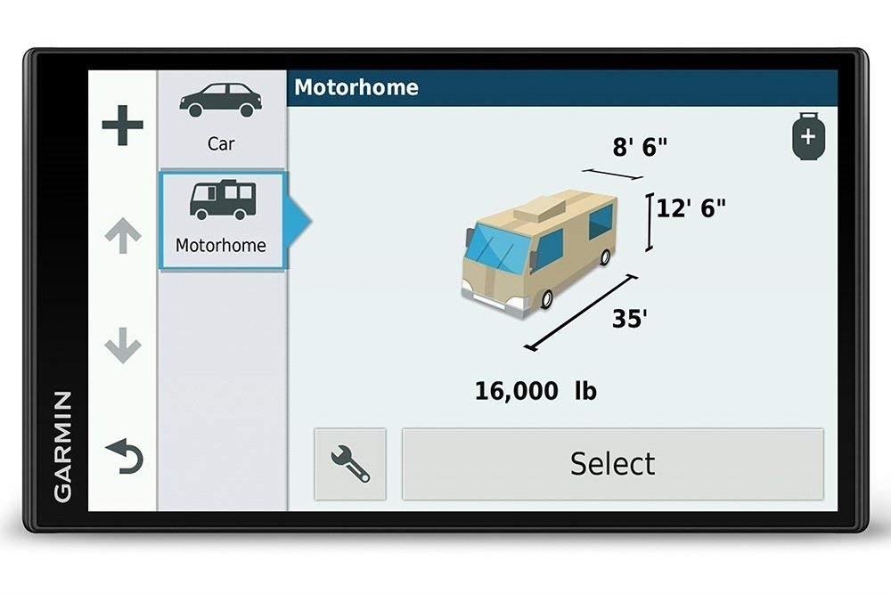 Pantalla de 6, Mapa Centro Europa Garmin DriveSmart 61 Central EU LMT-D Navegador GPS con mapas de por Vida y tr/áfico Digital