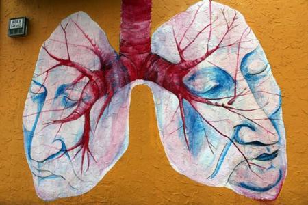 El cáncer de pulmón puede ser detectado con un termómetro