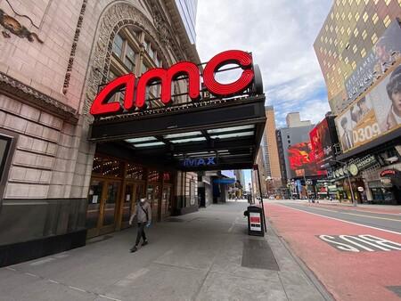 La pelea de Gamestop ya ha servido para algo: ha ayudado a salvar parcialmente a la cadena de cines AMC