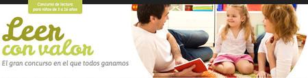 """""""Leer con Valor"""": la primer campaña nacional de fomento de la lectura promovida por familias y empresas"""