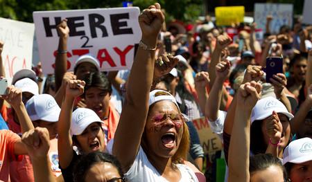Dreamers, los hijos de inmigrantes latinos que Donald Trump quiere deportar en masa de Estados Unidos