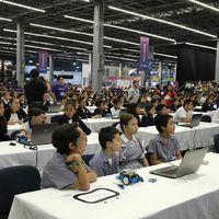México ahora tiene el récord Guinness de la clase de robótica más grande del mundo