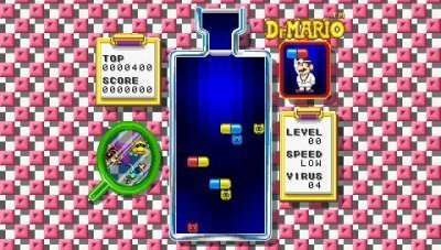 Dr Mario en la PSP