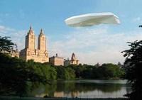 Viajar en dirigible de lujo, el futuro no tan lejano
