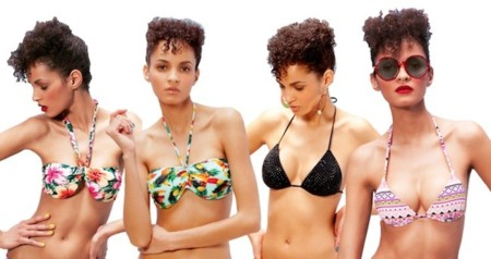 bikinis bershka 2014