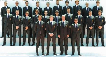 uniforme selección español