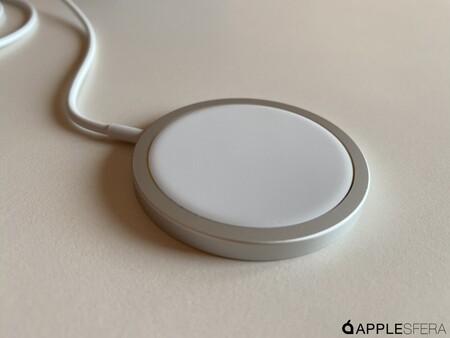 Por qué el MagSafe carga a 15W solo cuando utiliza el adaptador de Apple de 20W en las primeras pruebas