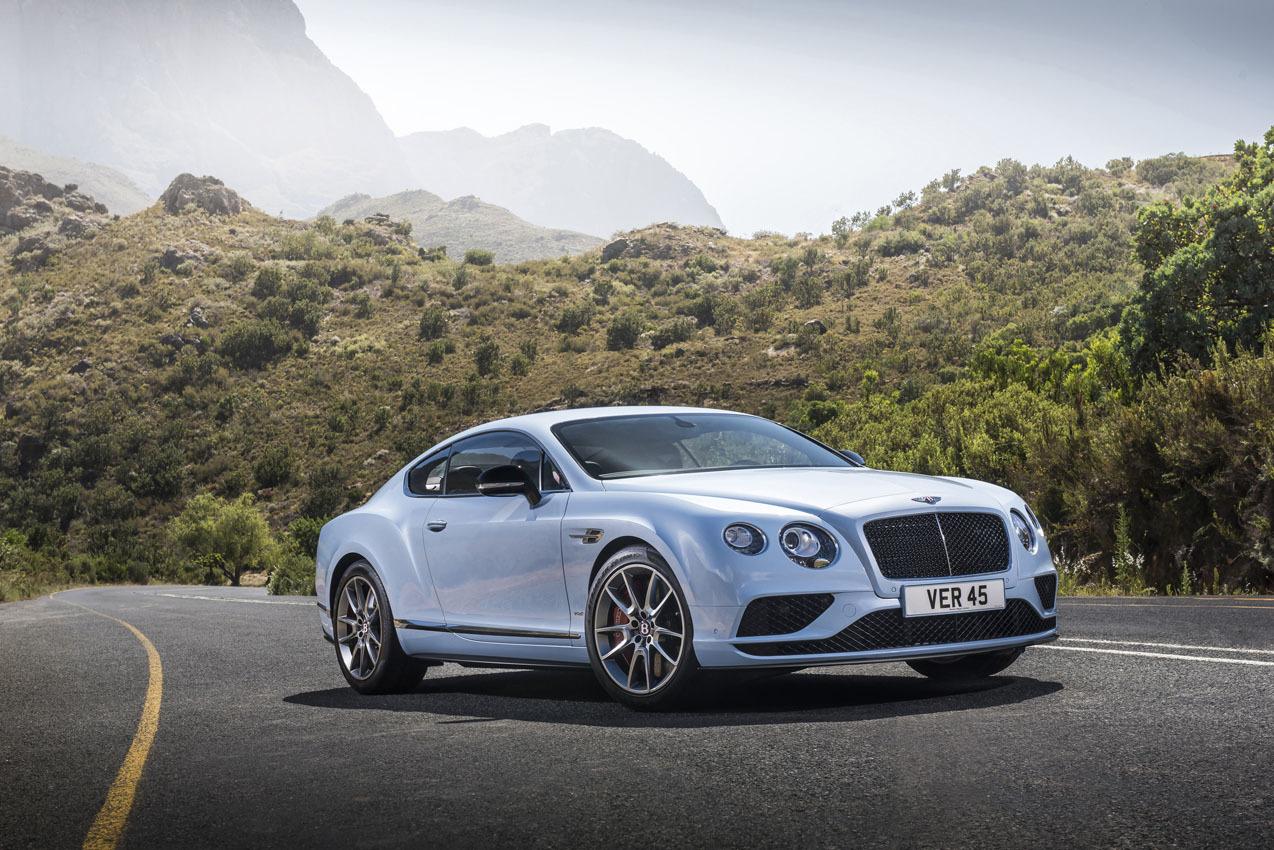 Foto de Bentley Continental 2015 (20/27)