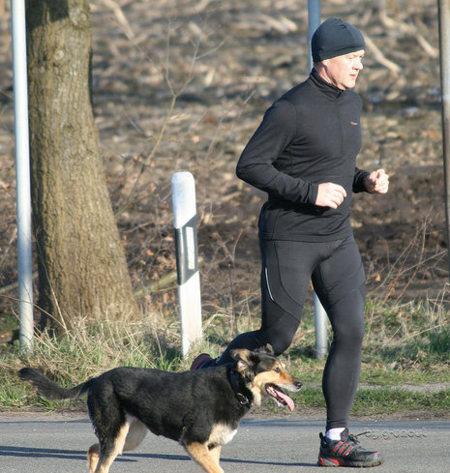 La carrera, ¿realmente daña las rodillas?