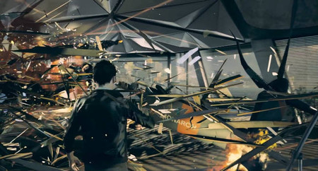 Quantum Break tendrá un avanzado sistema de destrucción