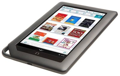 Nook Color, cuerpo de tablet y espíritu de libro electrónico