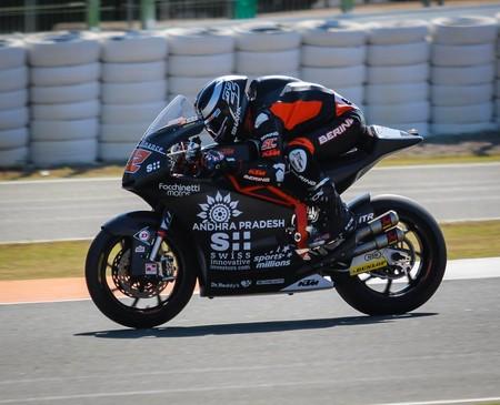 Lowes y Martín cierran la pretemporada como los más rápidos en un improductivo día en Jerez