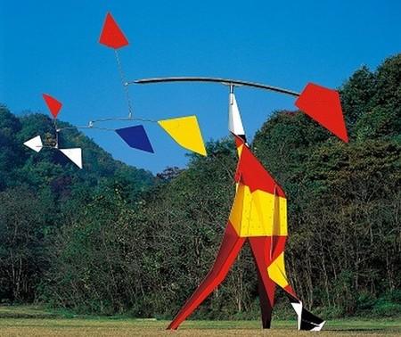 Exposición retrospectiva de Alexander Calder en el Leeum Samsung Museum