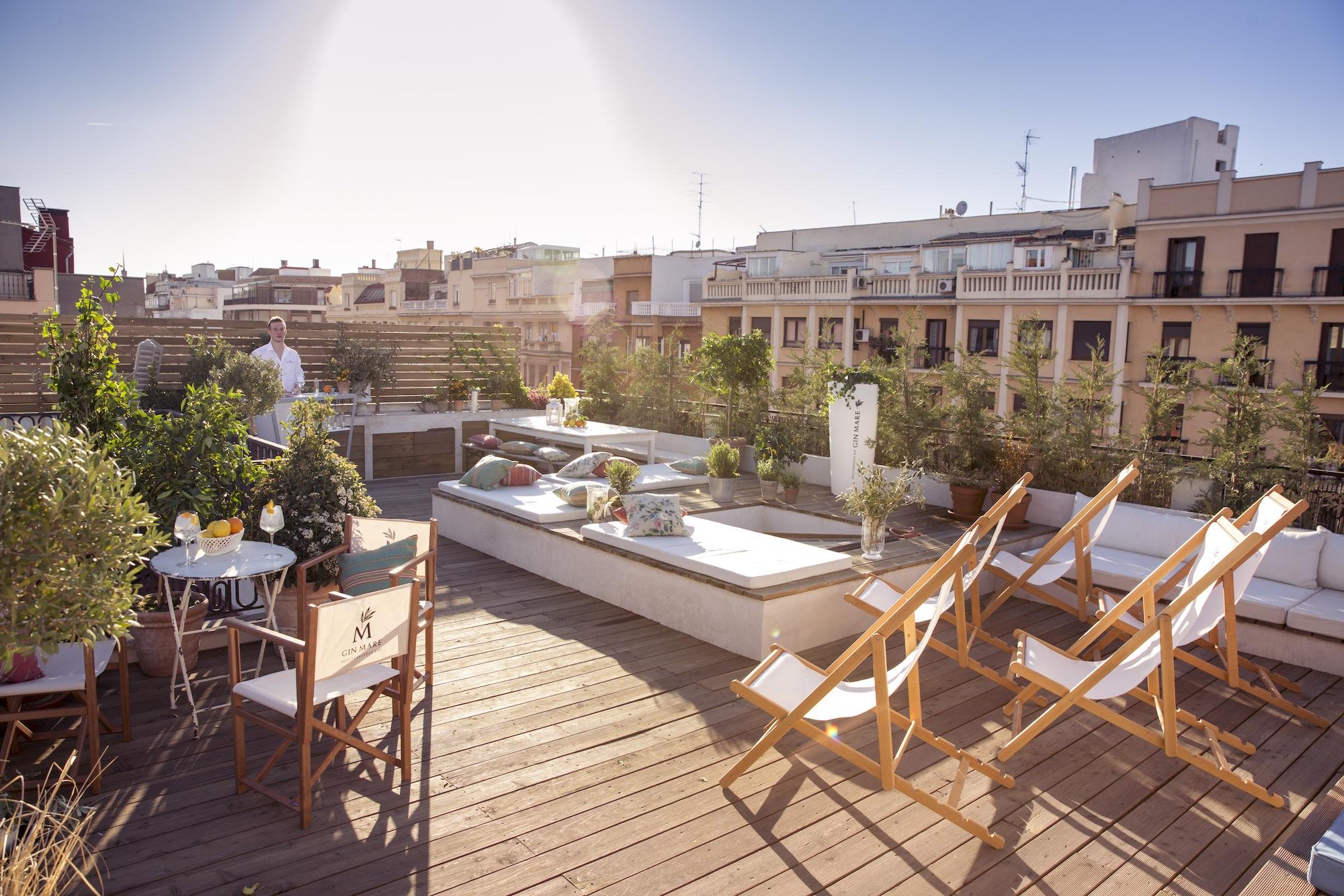 Med rooftops las terrazas urbanas de gin mare regresan - Terrazas urbanas ...