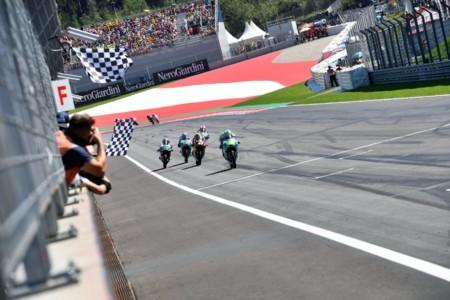 Moto3 Austria 2016