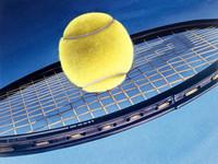 Características de una raqueta de tenis