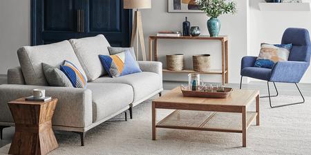 Los mejores sofás, sofás cama, chaise longue y sillones de El Corte Inglés para renovar tu salón. Y vienen con increíbles descuentos