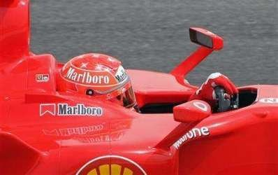 Schumacher iguala el récord de Senna