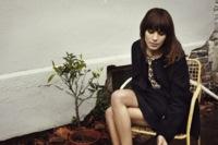 Alexa Chung para la campaña de Otoño-Invierno 2012 de Vero Moda